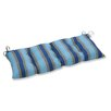 Pillow Perfect Bonfire Regata Outdoor Bench Cushion