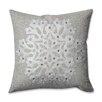 Pillow Perfect Snowflake Throw Pillow