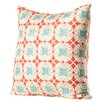 Pillow Perfect Ferrow CottonThrow Pillow