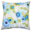 Pillow Perfect Pic-A-Poppy Cotton Throw Pillow