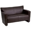 Flash Furniture Hercules Majesty Series Leather Loveseats