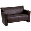Flash Furniture Hercules Majesty Series Leather Loveseats