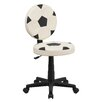 Flash Furniture Soccer Mid-Back Kids Desk Chair