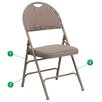 Flash Furniture Hercules Series Folding Chair (Set of 2)