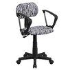 Flash Furniture Low-Back Desk Chair
