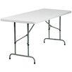 Flash Furniture 72'' Rectangular Folding Table (Set of 2)