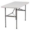 "Flash Furniture 48"" Rectangular Folding Table"
