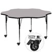 "Flash Furniture 60"" x 60"" Novelty Activity Table"