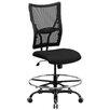 Flash Furniture Hercules Series Mesh Drafting Chair