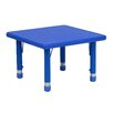 "Flash Furniture 24"" Square Activity Table"
