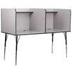 Flash Furniture Double Wide Study Carrel Desk