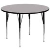 "Flash Furniture 60"" Round Activity Table"