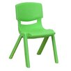 Flash Furniture Plastic Classroom Chair (Set of 2)