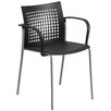 Flash Furniture Hercules Series Stacking Dining Arm Chair