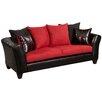 Flash Furniture Riverstone Victory Lane Cardinal Modular Sofa