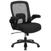 Flash Furniture Hercules Series High-Back Mesh Executive Office Chair with Flip-up Arms