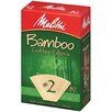 Melitta 80 Count Bamboo Filters (Set of 80)