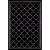 World Rug Gallery Alpine Black Area Rug