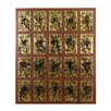 Phillips Collection Gold Panel Wall Décor