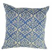 Design Accents LLC Ikat Mat Throw Pillow