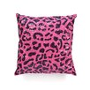 Design Accents LLC All Over Sequin Leopard Throw Pillow