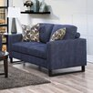 Brayden Studio Ballie Loveseat