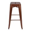 Antique Revival Clarence Stool Chair (Set of 2) (Set of 2)