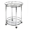 Antique Revival Aaru Serving Trolley