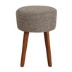 Antique Revival Wallace Upholstered Stool