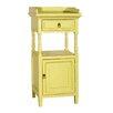 Antique Revival Alluna 1 Drawer Side Cabinet