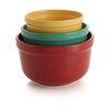 American Atelier Bistro 3 Piece Rim Bowl Set