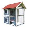 Advantek Row House Rabbit Hutch