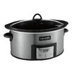 Crock-pot 6 Qt. Countdown Slow Cooker with Stove-Top Browning