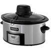 Crock-pot Digital 6-Quart Slow Cooker with iStir™