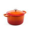 Crock-pot Artisan Round Dutch Oven with Lid