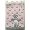 The Little Acorn Kitty 3D Stroller Blanket