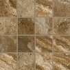 "Marazzi Archaeology 3"" x 3"" Porcelain Mosaic Tile in Chaco Canyon"