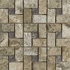 Marazzi Archaeology Random Sized Porcelain Mosaic Tile in Crystal River