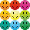 Eurographics 9-tlg. Magneten Smiley