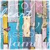 """Eurographics Schild """"Butterfly Passion"""" von Designfabrik, Fotodruck"""