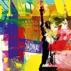 Eurographics Big Apple Wall Art on Canvas