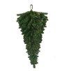 Tori Home Deluxe Windsor Pine Unlit Artificial Christmas Teardrop Swag