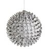 Tori Home Beaded Spiky Christmas Ball Ornament