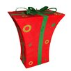 Tori Home Whimsical Commercial Christmas Present Ornament