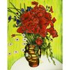 Tori Home 'Vase with Daisies and Poppies' by Vincent Van Gogh Wall Art
