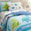 Wildkin Olive Kids Dinosaur Land Comforter Set