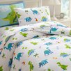 Wildkin Olive Kids Dinosaur Land Duvet Cover