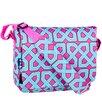 Wildkin Twizzler Kickstart Messenger Bag