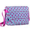 Wildkin Twizzler Laptop Messenger Bag