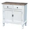 Trade Fair Caella 2 Door, 2 Drawer Cabinet
